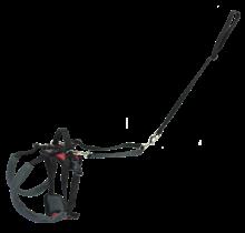 Support harnas voor achterhand