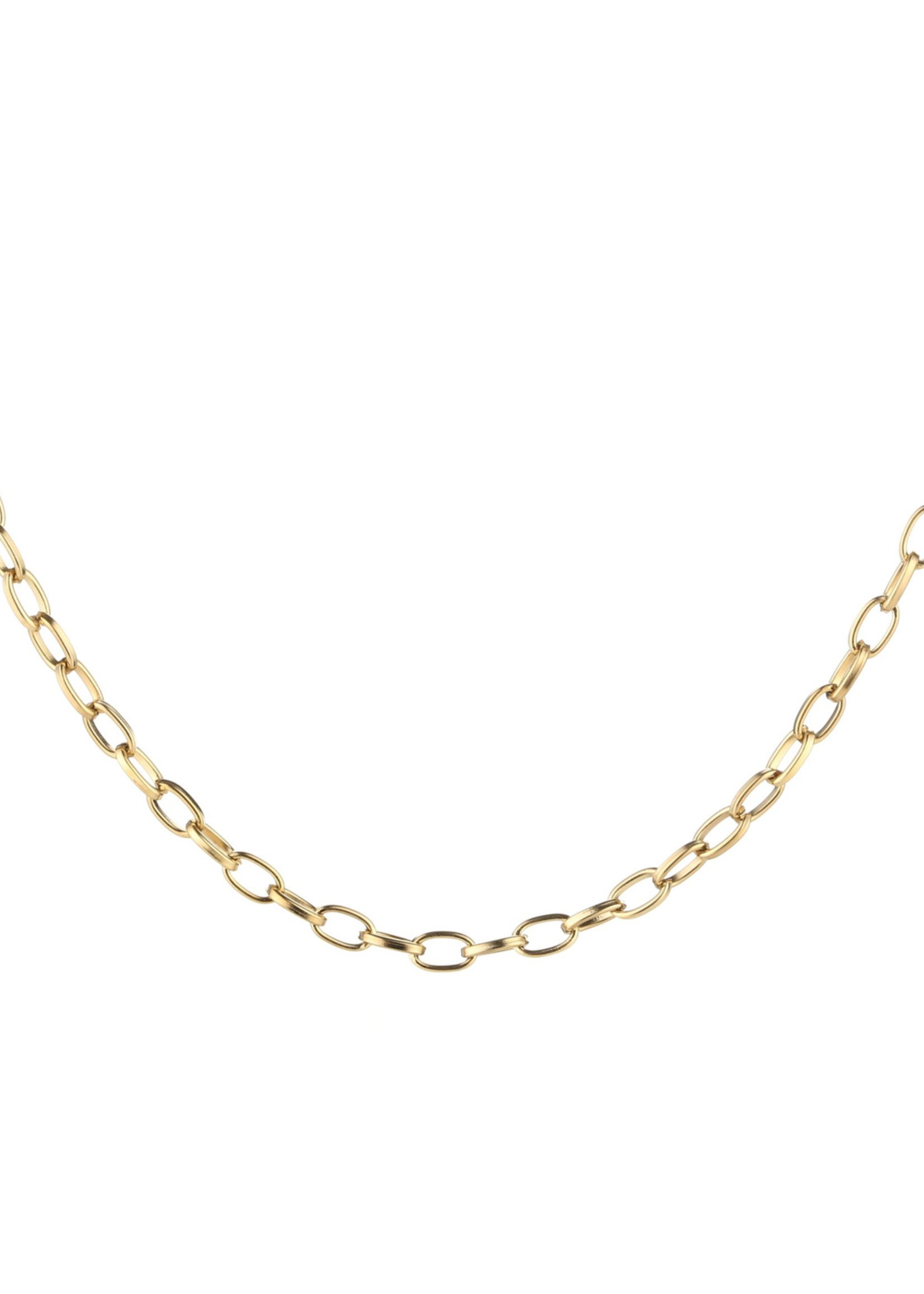 CHAINED UP KETTING GOUD