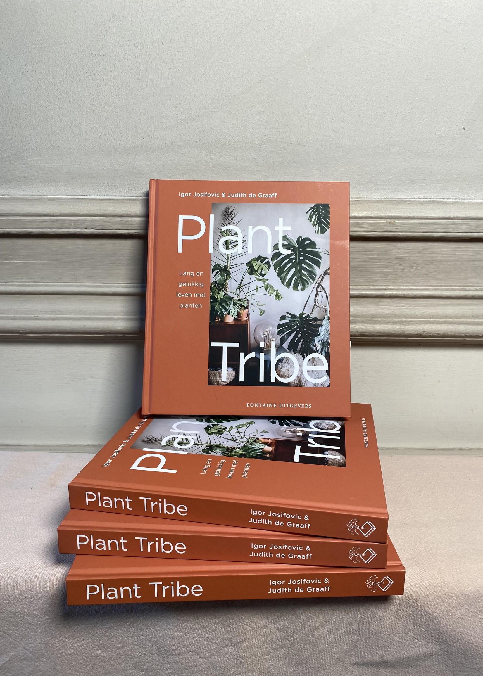 PLANT TRIBE BOEK