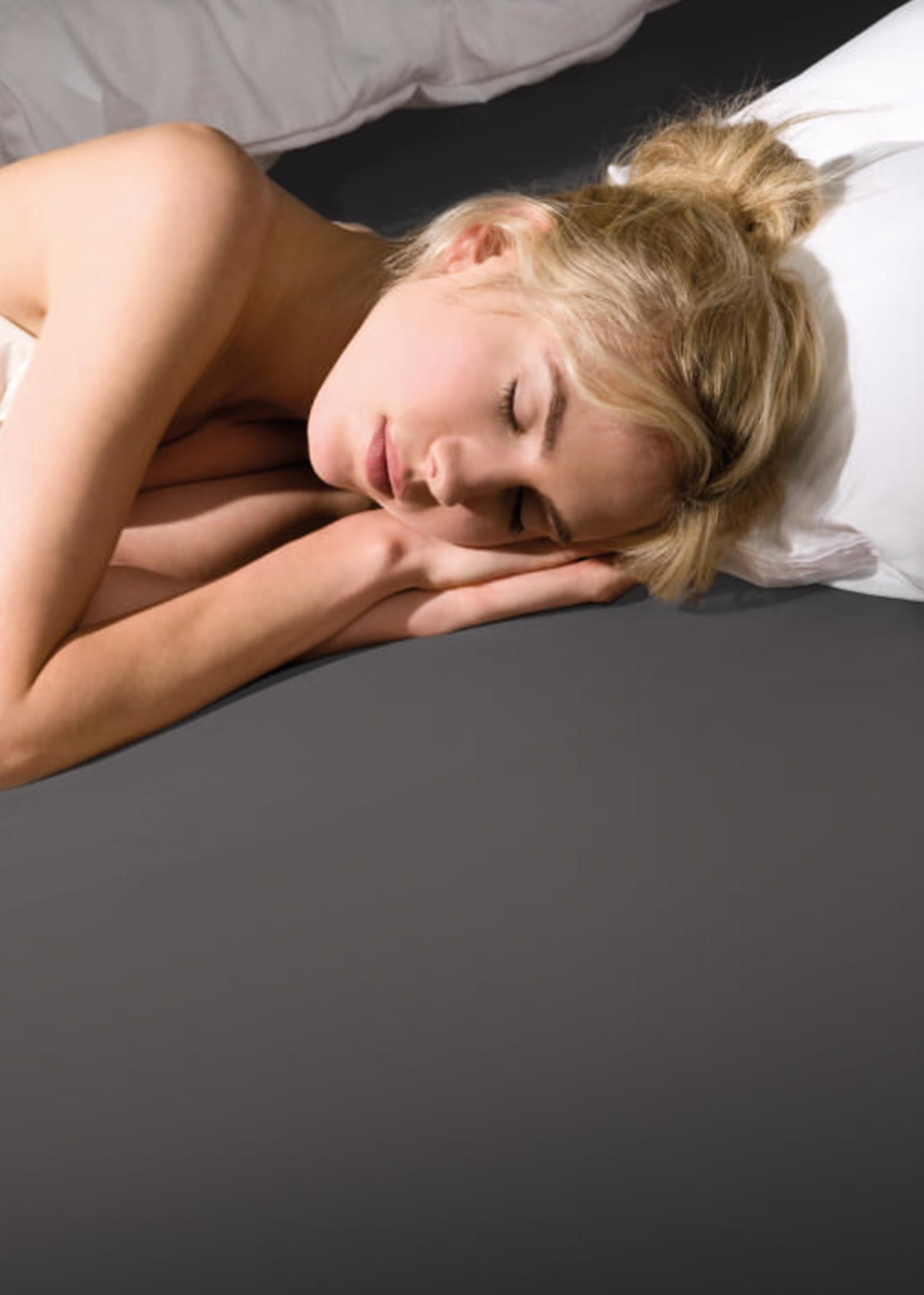 formesse Grijstinten Bella Donna hoeslaken Jersey  standaard hoek 30cm