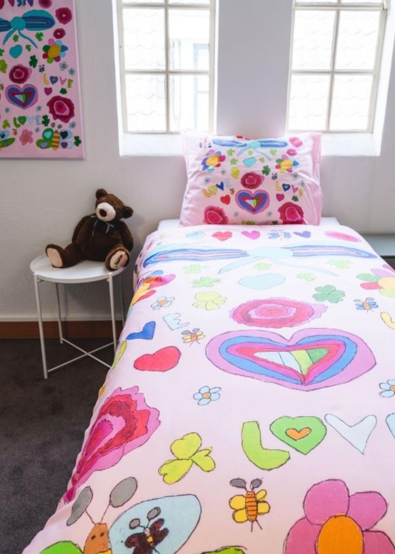 Kayori Kayori Kids  Romantisch dromen  100 % Katoen