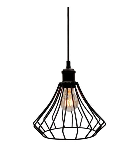 Hanglamp inclusief lamp