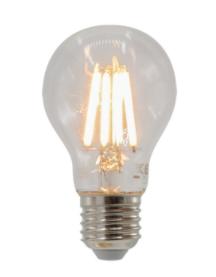 Warme LED lampen - kunststof