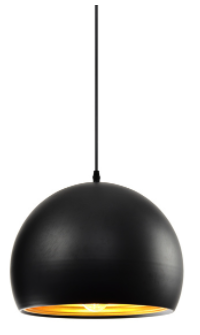 Hanglampen zwart
