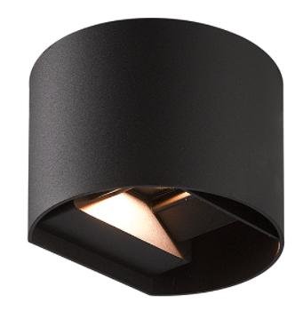 Wandlampen zwart