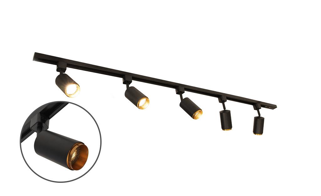 Railverlichting sets