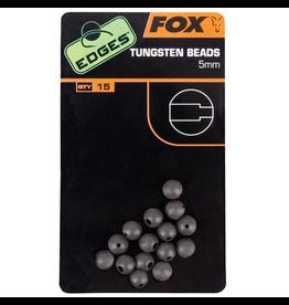 Fox Edges Fox Edges Tungsten Beads 5mm