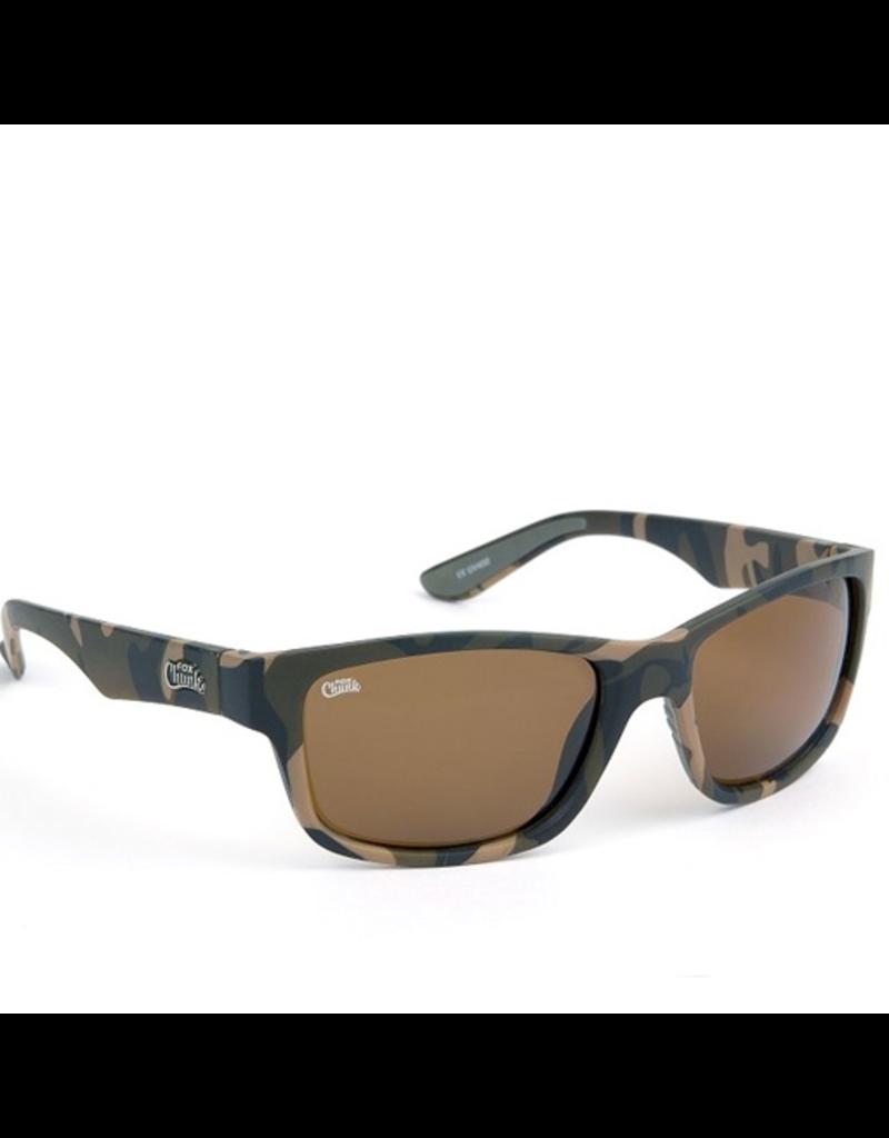 Fox Fox Chunk Camo Sunglasses Brown Lense