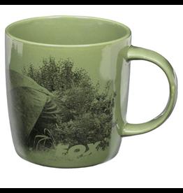 Fox Fox Scenic Ceramic Mug
