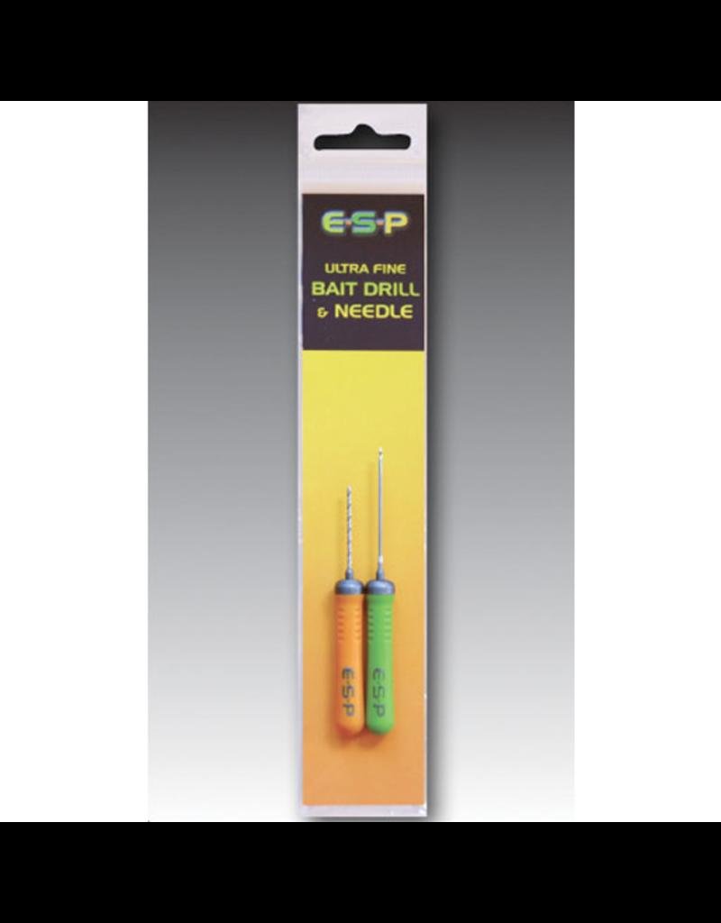 ESP ESP Ultra Fine Bait Drill & Needle