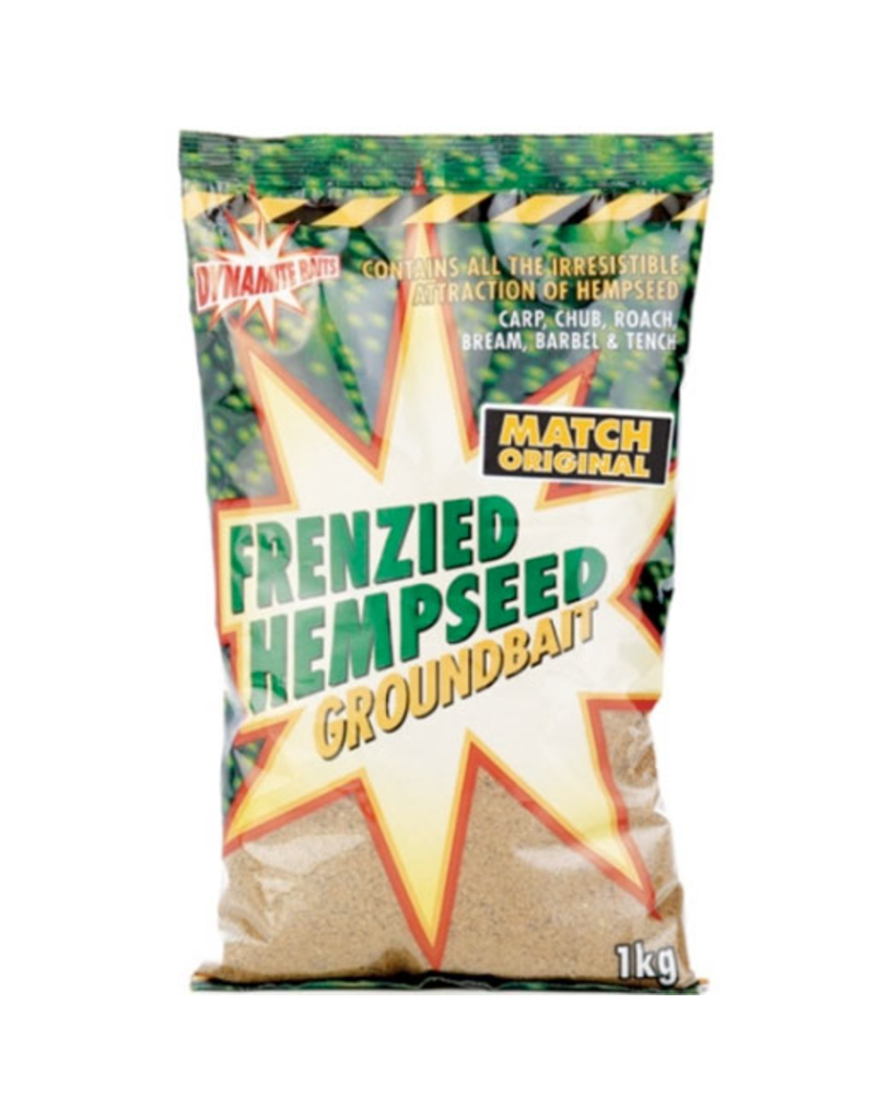 Dynamite Baits Dynamite Baits Frenzied Hempseed Groundbait Specimen Mix 1kg