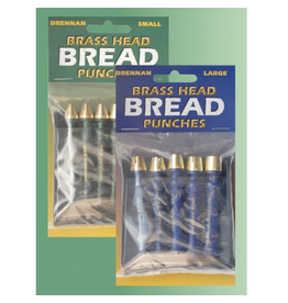 Drennan Drennan Brass Head Bread Punches
