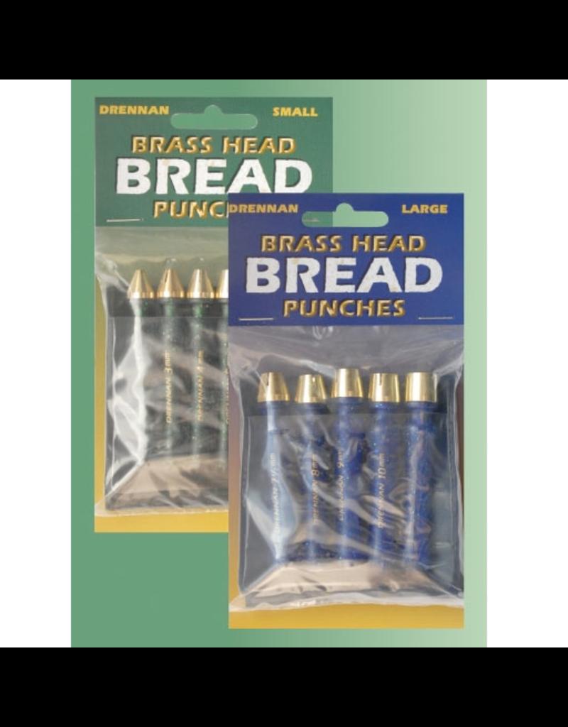 Drennan Drennan Brass Head Bread Punches