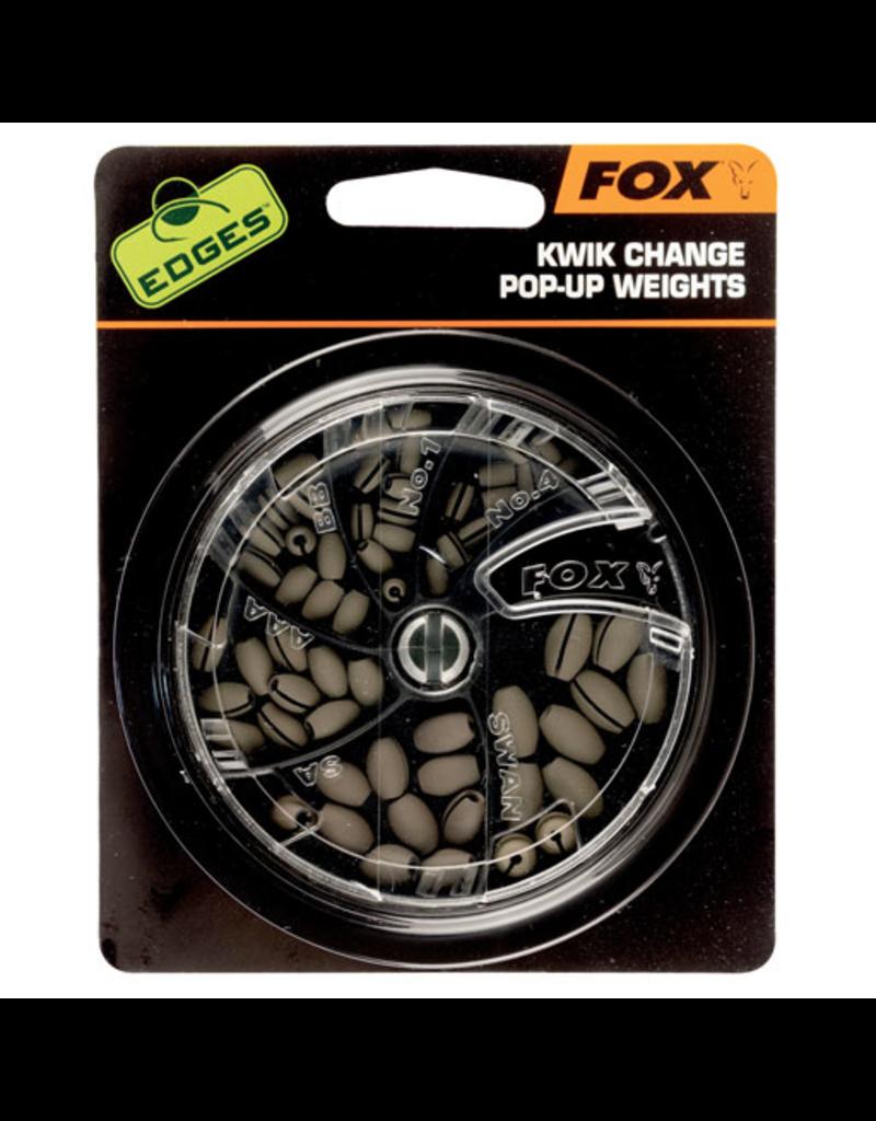 Fox Edges Fox Edges Kwick Change Pop-Up Dispenser