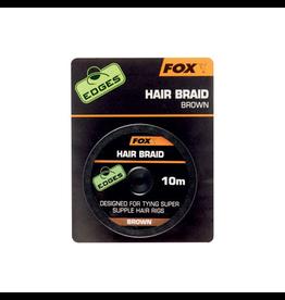 Fox Edges Fox Edges Hair Braid Brown