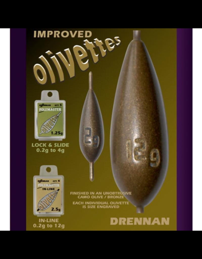 Drennan Drennan Polemaster In-Line Olivette