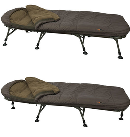 Fox Fox Flatliner 3 Season Bedchair Systems