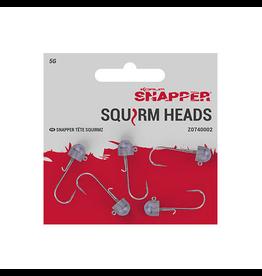 Korum Korum Snapper Squirm Heads
