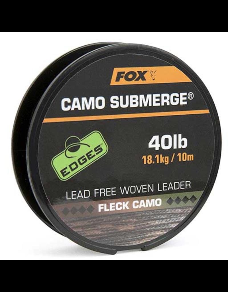 Fox Fox Edges Submerge Camo Lead Free Leader