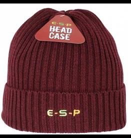 ESP ESP Knitted Wooly Hat Maroon
