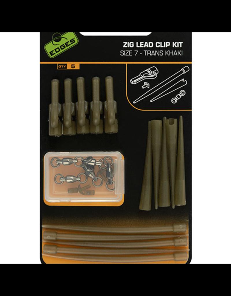 Fox Fox Edges Zig Lead Clip Kit