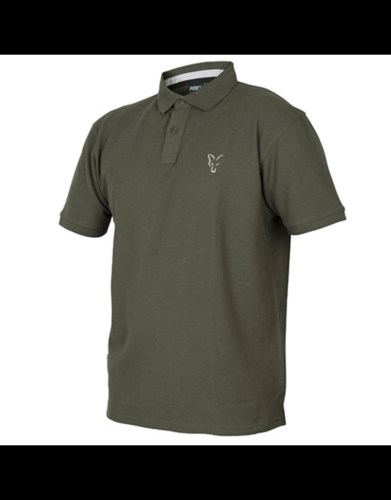 Fox Fox Green/Silver Polo Shirt