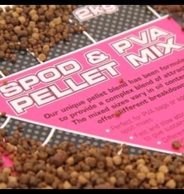 Mainline Mainline Spod & PVA Pellet Mix 2kg Bucket