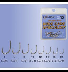 Drennan Drennan Wide Gape Specialist Hooks