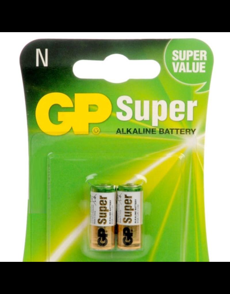GP Ultra Alkaline Battery LR1 (2 Pack)