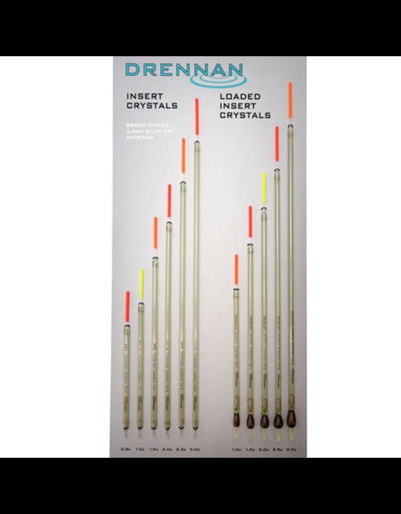Drennan Drennan Insert Crystals (green)