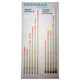 Drennan Drennan Loaded Insert Crystal (green)