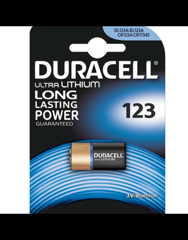 Duracell Duracell Ultra Lithium CR123A