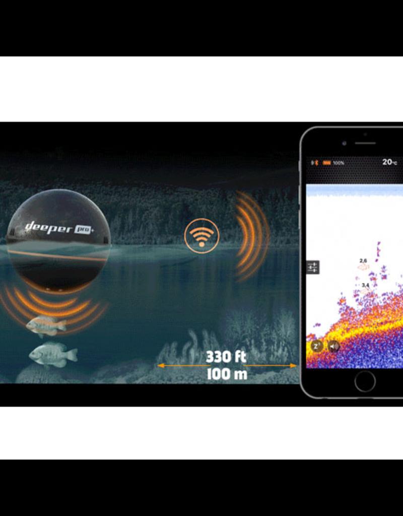 Deeper Deeper Pro Plus Fishfinder