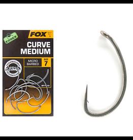 Fox Fox Edges Arma Point Curve Shank Medium Hooks