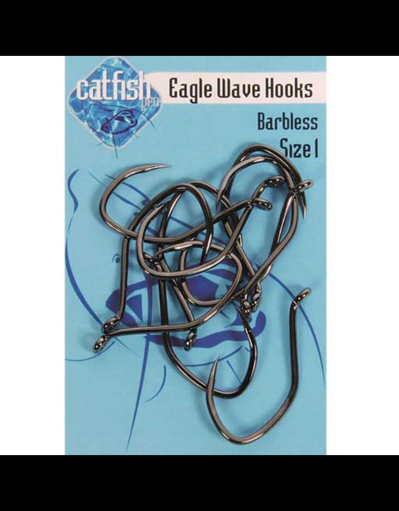 Catfish Pro Catfish Pro Maruto Eagle Wave Hooks
