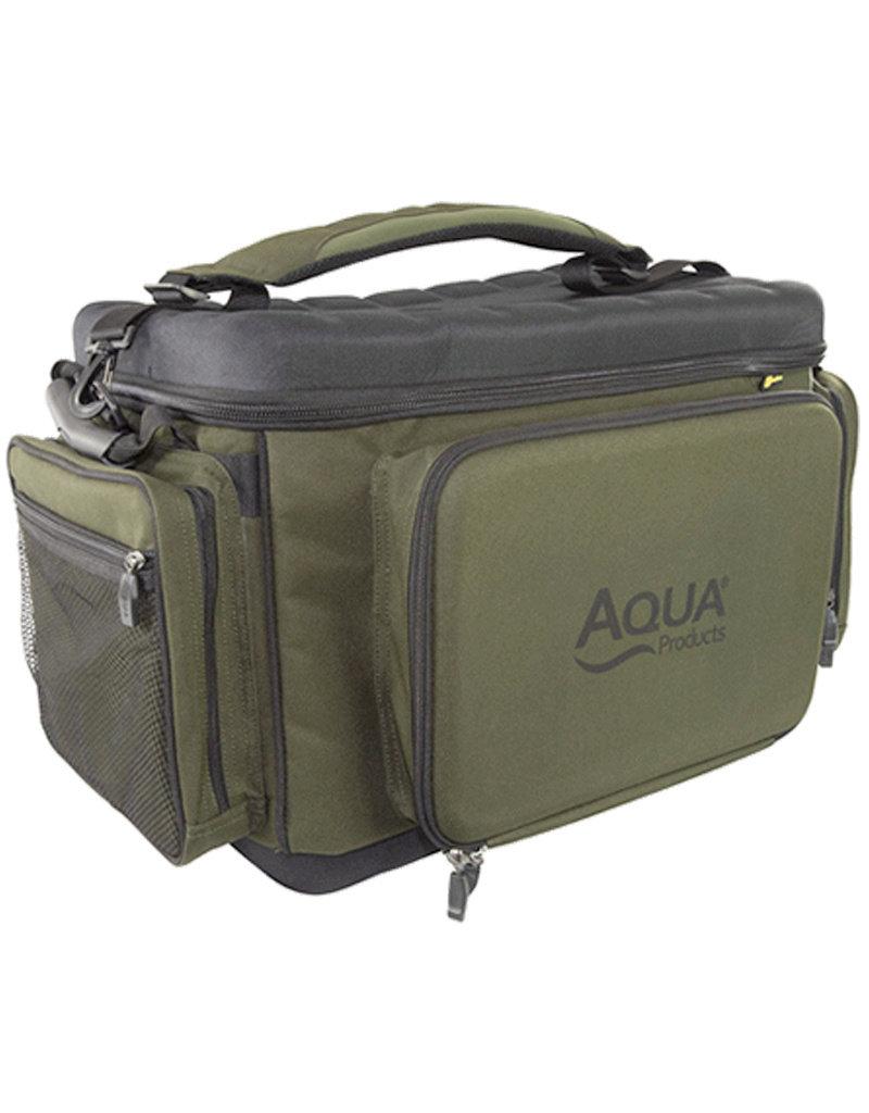 Aqua Aqua Black Series Front Barrow Bag
