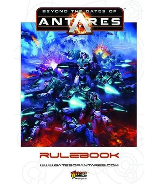 Beyond the Gates of Antares Beyond the Gates of Antares Rulebook