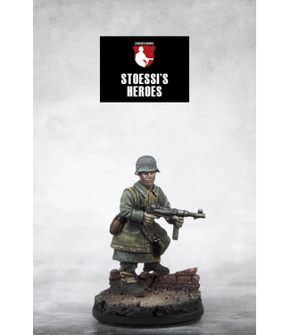 Stoessi's Heroes German Late War Schütze – Otto Hottenrott