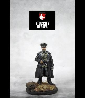Stoessi's Heroes German Officer – Hans