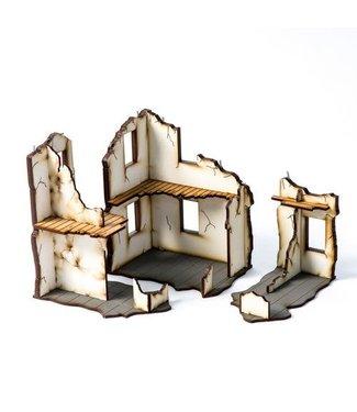 4ground Urban Ruins; Stalingrad #1