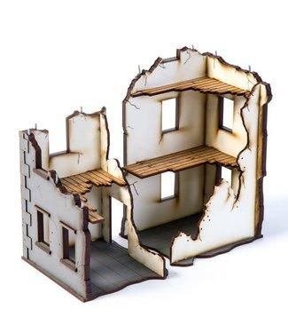 4ground Urban Ruins; Stalingrad #2
