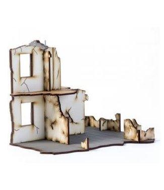 4ground Urban Ruins; Stalingrad #7