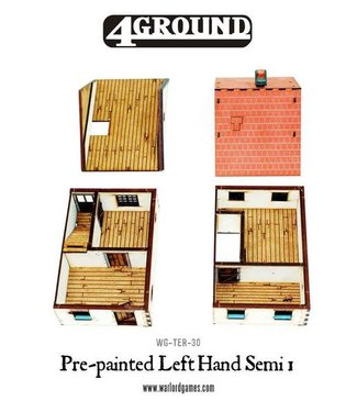 4ground Pre-painted Left Hand semi 1