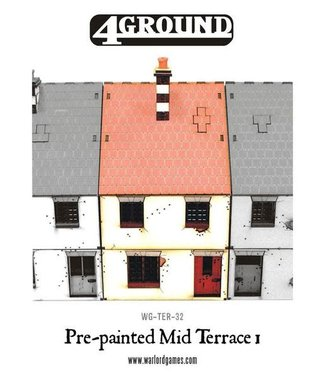 4ground Pre-painted Mid Terrace 1