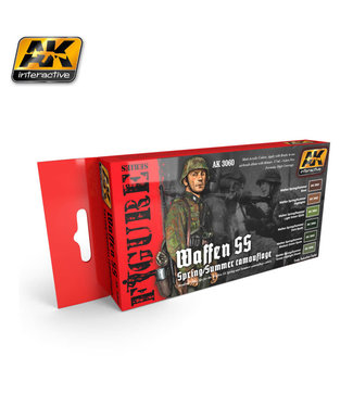 AK interactive Waffen SS Spring/Summer Camouflage