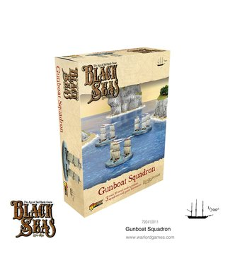 Black Seas Black Seas Gunboat Squadron