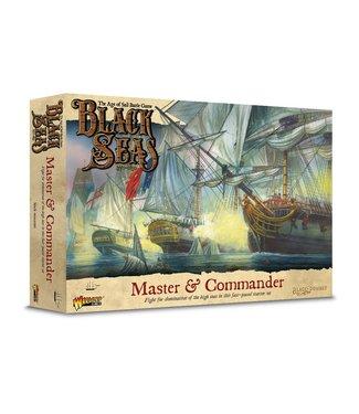 Black Seas Black Seas Master & commander starter set