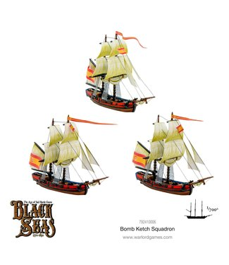 Black Seas Bomb Ketch Squadron
