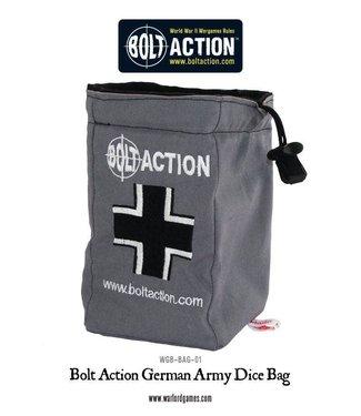 Bolt Action Bolt Action German Army Dice Bag
