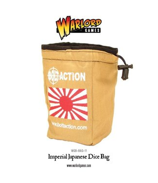 Bolt Action Imperial Japanese Dice Bag